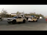 Nissan Patrol vs Ford F-150 Raptor SVT