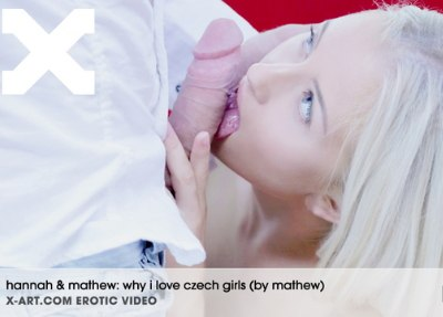 Why I Love Czech Girls By Matthew