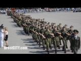 BrestCITY.com- Присяга и парад в Брестской крепости 13.06.2015
