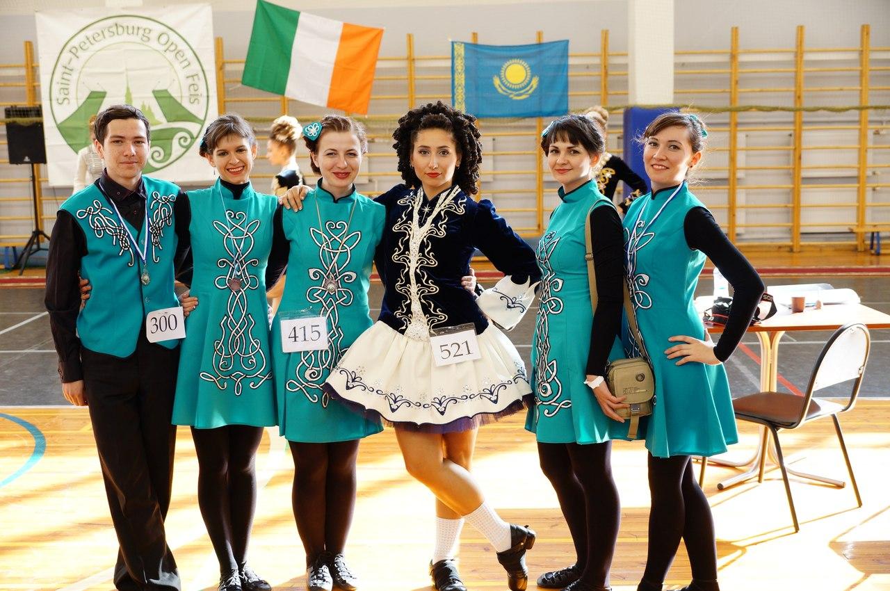Студия ирландского танца IRY