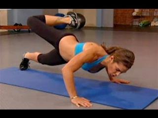 Jillian Michaels: Best Chest & Arms Workout