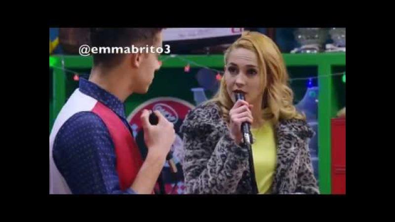 Violetta 3 Federico y Ludmila cantan si es por amor 03x57