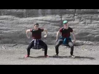 Tyga - Molly feat. Wiz Khalifa Mally Mall (choreography)