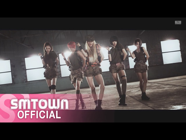 F(x) 에프엑스 'Red Light' MV