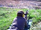 Стрельбы  из КСВК и пулемёта Корд