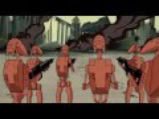 Звездные войны Войны Клонов - 2003 (Тартаковского). Clone Wars - Часть первая. 1/2