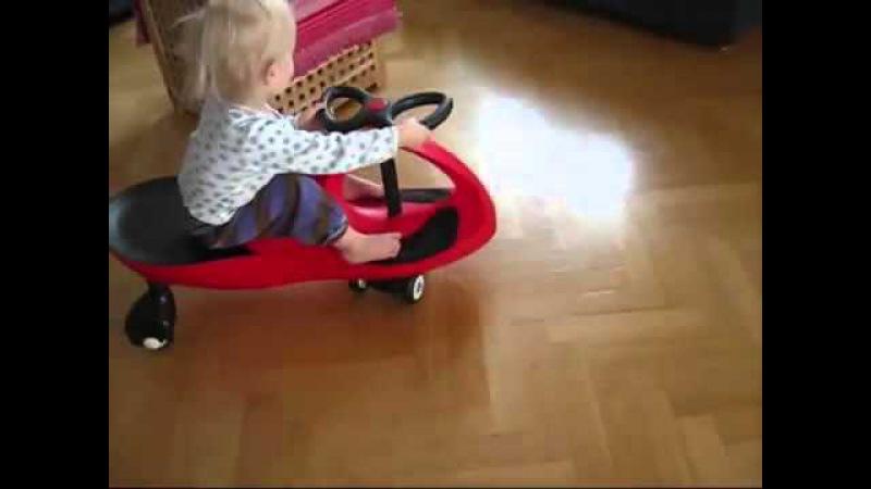 Детская машинка БИБИКАР (BibicarPlasmaCar)