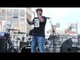 50 Cent live at Caroline Rooftop
