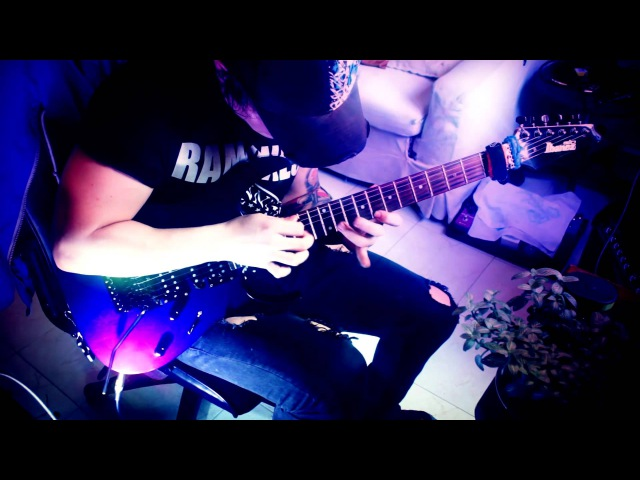 2ND PLACE Ibanez Guitar Solo Competition 2013 Leonardo Guzman