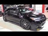 2015 Toyota Avalon DUB Edition - Exterior Walkaround - 2015 NY Auto Show