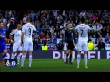 Cristiano Ronaldo Clash with Benzema and Arbeloa UEFA Champions League