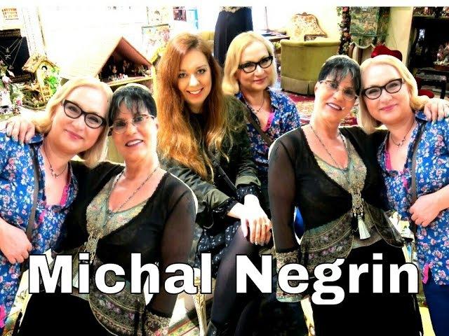 Michal Negrin! Нереальная встреча и фантастические украшения! Я попала в сказку!