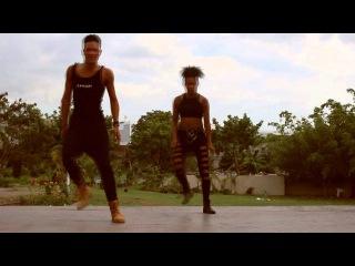Chinn Overload Skankaz Sabrina Berryz - Dancehall Routine