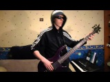 Eminem - Real Slim Shady (bass cover) (Line 6 POD HD 500