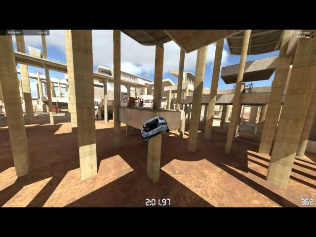 Trackmania 2 Canyon [PF] eXtra Large map