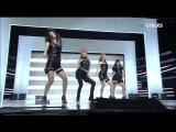 [SBS] 인기가요 MISS A : Good bye baby (inkigayo 110731)