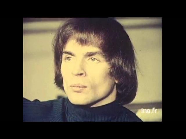 Рудольф Нуреев. Песни странствующего подмастерья.