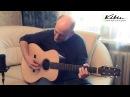 Adam Rafferty - Simplicity - kibinguitars -Гитары белорусского известного мастера.
