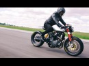Sacha Lakic's Honda CX500 Cafe Racer - long version