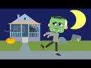 Мультики для детей - Машины одежки - Костюмы для Хэллоуина! (10 серия)