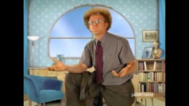 Steve Brule - Living On Your Lonesome