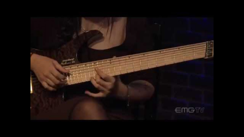 Yvette Young plays Hydra live on EMGtv