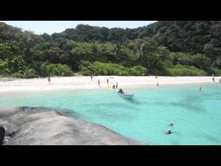 Симиланские острова (Similan islands) Королевство Тайланд о. Пхукет март 2014 года
