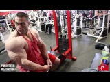 Road to the Arnold Evan Centopani Trains Arms, Shoulders and Calves