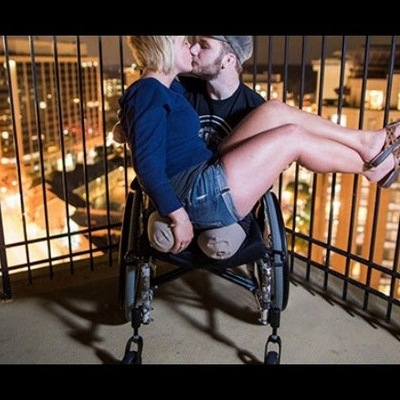 Секс с инвалиды видео 75