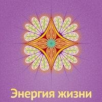 Логотип Энергия Жизни: аюрведа, саморазвитие, йога