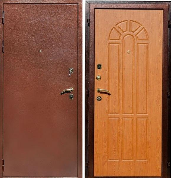 сколько времени ставится входная дверь