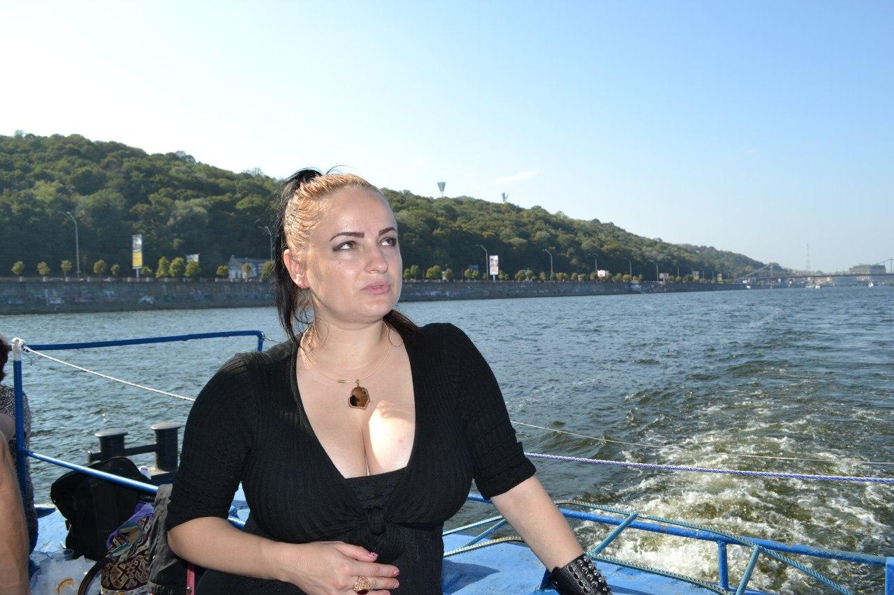 Прогулка на корабле по Днепру ( 26.09.2015 г.) Елена Руденко ( 67 фото) Z-4nFiDVxG4