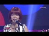 20.08.2013 AOA Black - MOYA @ Arirang TV Simply K-Pop