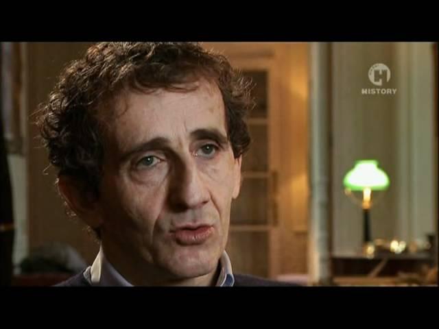 Ален Прост Гонка длиною в жизнь 2011 Viasat History