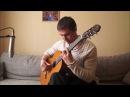 Синева-Голубые береты (аранжировка для гитары)