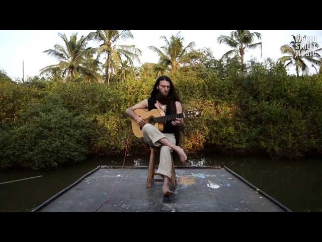 Estas Tonne - The Song of the Golden Dragon (acoustic guitar solo)