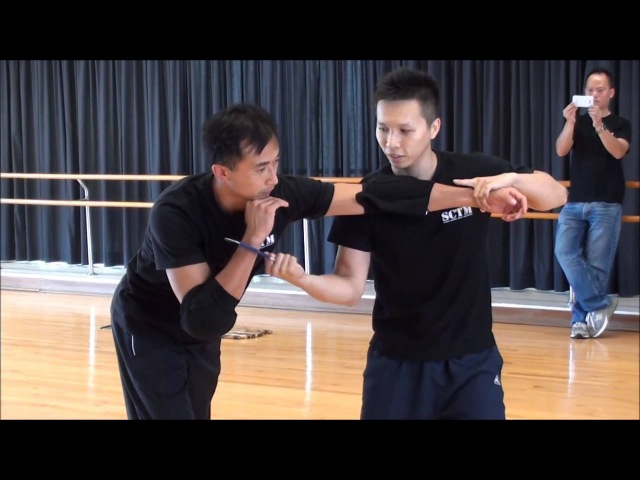 The Demonstration of Silat and Arnis in Hong Kong Part 12