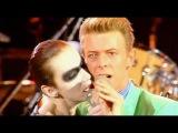 Queen &amp Annie Lennox  &amp David Bowie - Under Pressure - HD