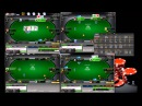 On-line Poker. Live game. NL30 6max. 888 LotosPoker