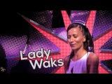 Lady Waks @ Vozduh Club (SPb) #InBeatWeTrust August 2014