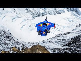 Свободный полет, гора Эверест - World Record BASE Jump