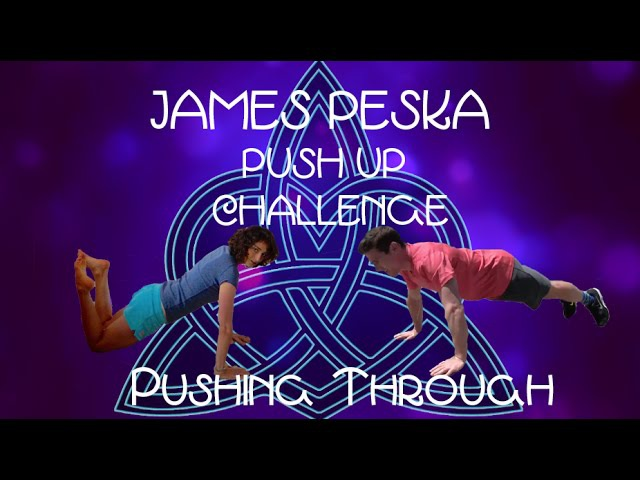 James Peska Push Up Challenge PT