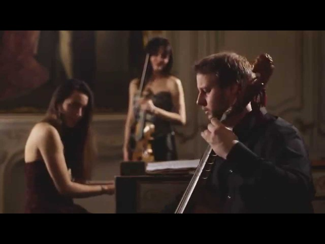 Folia - Baroque Violin, Viola da Gamba Harpsichord
