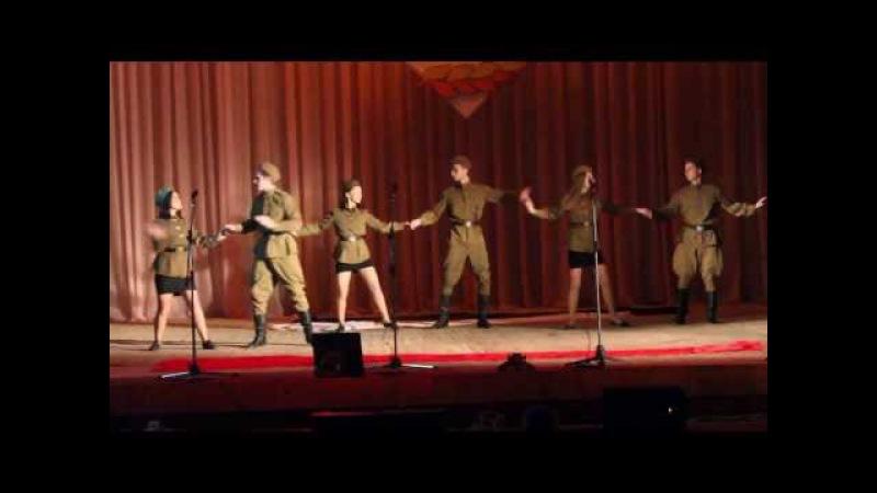Танец мк Лидер - А закаты алые...