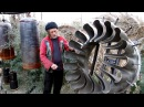 Strange Musical Instruments Never Seen Before - Man Invents Hundreds of them - The Anarchestra