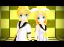 【MMD】Glide - Kagamine Len Rin