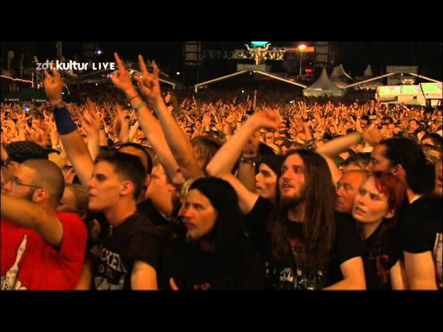 Rammstein - Links 2 3 4 Live @ Wacken 2013 - HQ