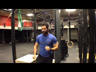 WODdoc Project365 Episode 163: Bar Muscle-up Progression: Tier II