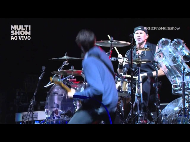 Red Hot Chili Peppers Can't Stop Live at Rio de Janeiro Brazil 09 11 2013 HD