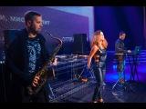 KeySax ft. Jenna Summer  - Be free (Live in IzvestiyaHall)